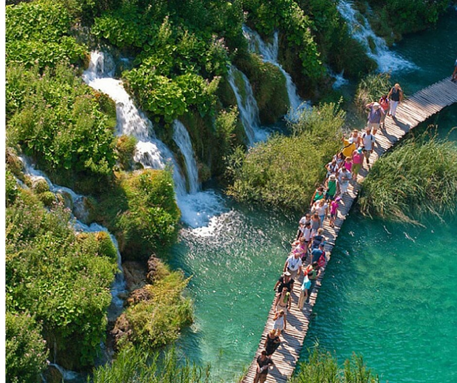 National Park PLITVICE Lakes – Villa Irena